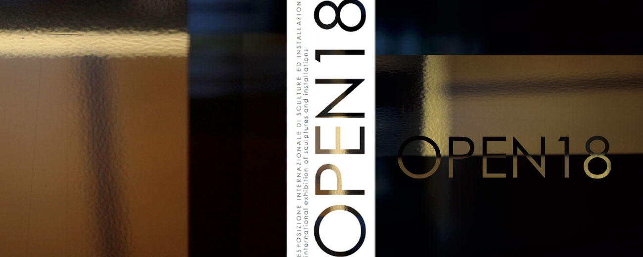 OPEN 18. International Exhibition of Sculptures and Installations, Venice